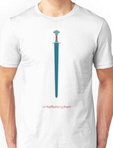 VHEH - Viking Sword Long Unisex T-Shirt