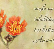 Love is... Sticker