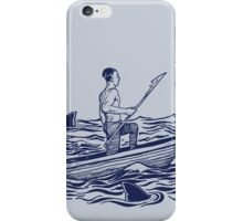 Troubled Waters iPhone Case/Skin