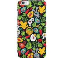 Funny Easter. iPhone Case/Skin