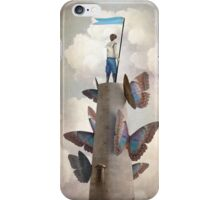 Weltenwanderer iPhone Case/Skin