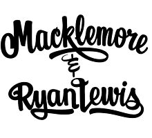 Macklemore & Ryan Lewis Logo by FeatherLigure