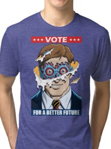 FOR A BETTER FUTURE Tri-blend T-Shirt
