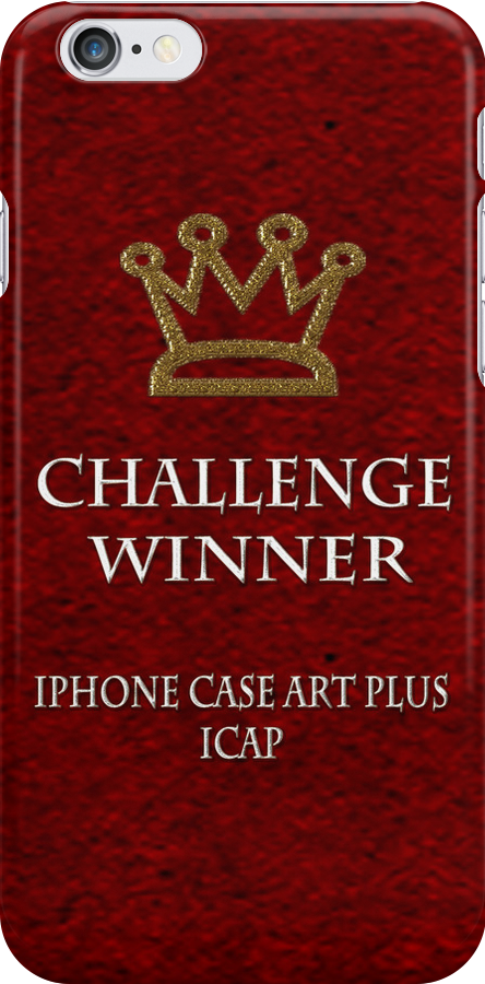Challenge winner badge 1 by tapiona