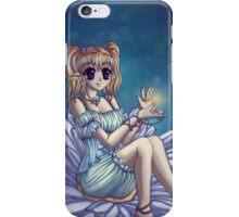 Fairy of light iPhone Case/Skin