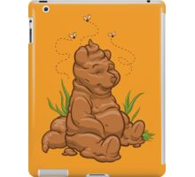 POO BEAR iPad Case/Skin