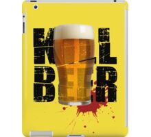 Kill Beer iPad Case/Skin