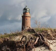 Lighthouse seen from another perspective by karina5