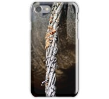 Metal wire iPhone Case/Skin