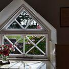 Church Window by lynn carter