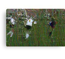 091611 085 0  pointillist Canvas Print