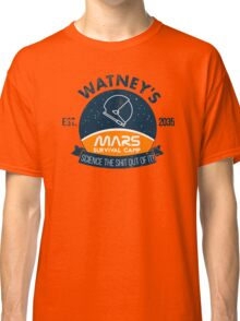 Watney's martian survival camp Classic T-Shirt