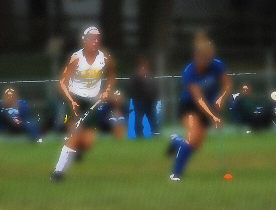 091611 107 0  water color field hockey by crescenti
