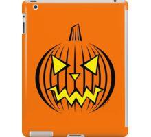 Razor Sharp Jack-O-Lantern iPad Case/Skin