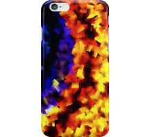 Colors and Cubes and Conformity - phone skin iPhone Case/Skin