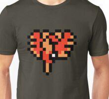 Retro Gold Overworld Unisex T-Shirt
