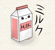 Kawaii Milk Carton ( Red ) Hoodie