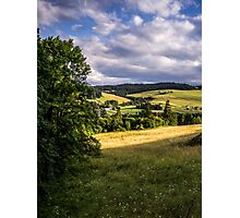 Summer Landscape Photographic Print