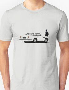 Aston Martin DB5 - James Bond T-Shirt
