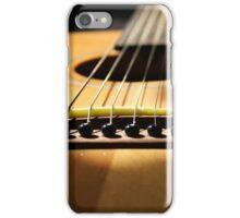 Acoustic Guitar iPhone Case iPhone Case/Skin