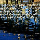 wavy reflections with james 1:17-18 by dedmanshootn