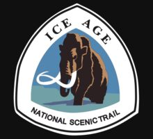 Ice Age Trail Sign by worldofsigns