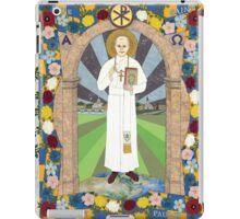 Icon of Pope Saint John Paul II iPad Case/Skin