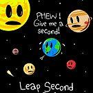 Leap Second 2015 by jezkemp