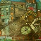 the bicyclist by stefi120
