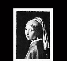 iPhone Case - Vermeer by Jan Szymczuk
