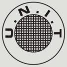 UNIT Retro Black Small Logo by Christopher Bunye