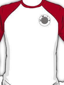 UNIT Retro Black Small Logo T-Shirt