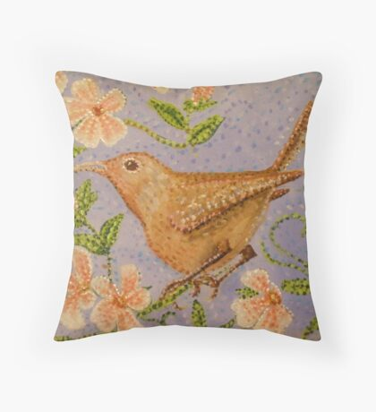 Wren Throw Pillow