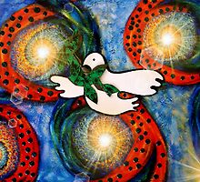 PEACE by joancaronil