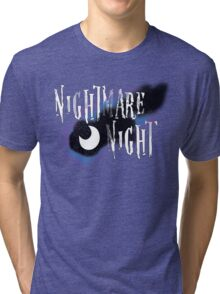 Nightmare Night Tri-blend T-Shirt