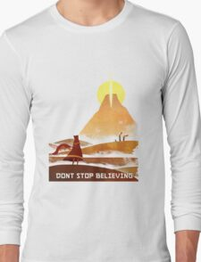 Journey On and On Long Sleeve T-Shirt