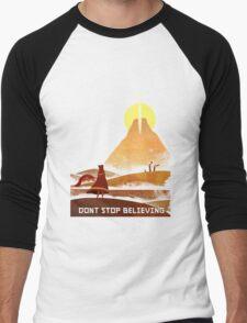 Journey On and On Men's Baseball ¾ T-Shirt