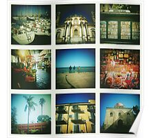 Postcards from Palermo Poster