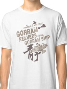 Gorram It! Classic T-Shirt