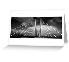 M. E. Thompson Memorial Bridge Greeting Card