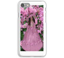 。◕‿◕。 ☀ ツ Doll & Lilacs iPhone Case 。◕‿◕。 ☀ ツ iPhone Case/Skin