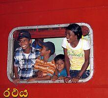 Happy New Year - Ella, Sri Lanka   by suellewellyn