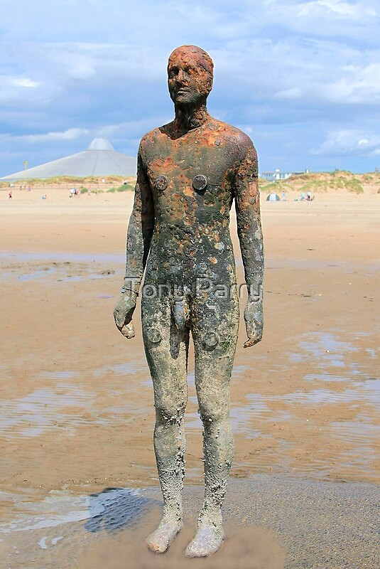 Quot The Iron Man On Crosby Beach Liverpool Quot By Tony Parry