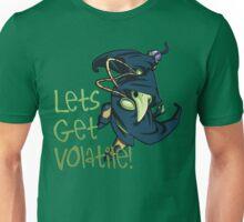 Plague Knight - Lets Get Volatile! Unisex T-Shirt