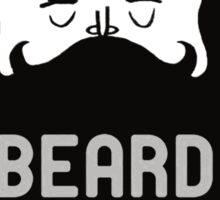 Beard Season Sticker