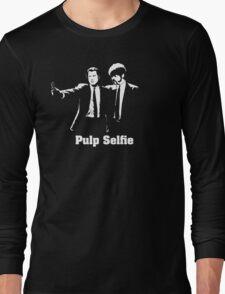 Pulp Selfie Long Sleeve T-Shirt