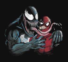 Spideys Nightmare by Scott Neilson Concepts