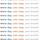 One Day.  One Step. One Breath. by ACImaging