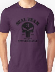 US Sniper Chris Kyle American Legend T-Shirt