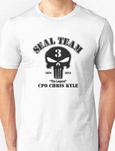 US Sniper Chris Kyle American Legend T-Shirt